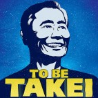to be george takei sq