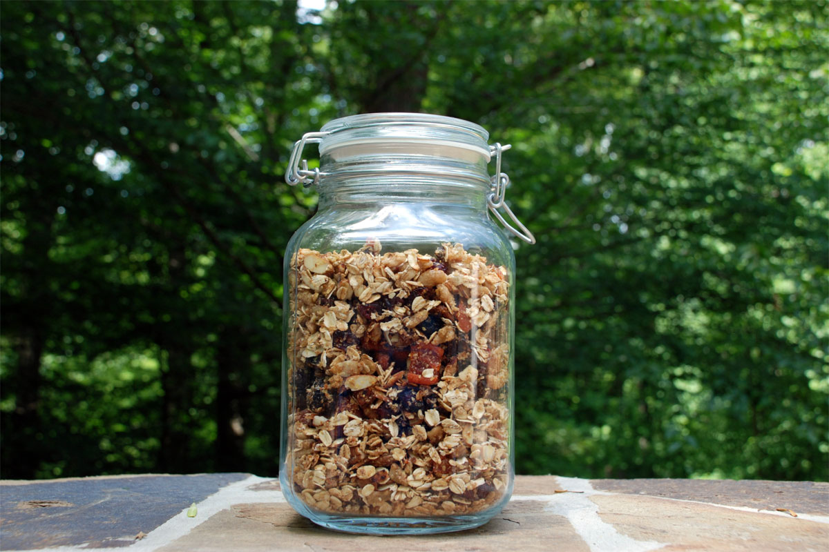 Granola image via Flickr/Brew127