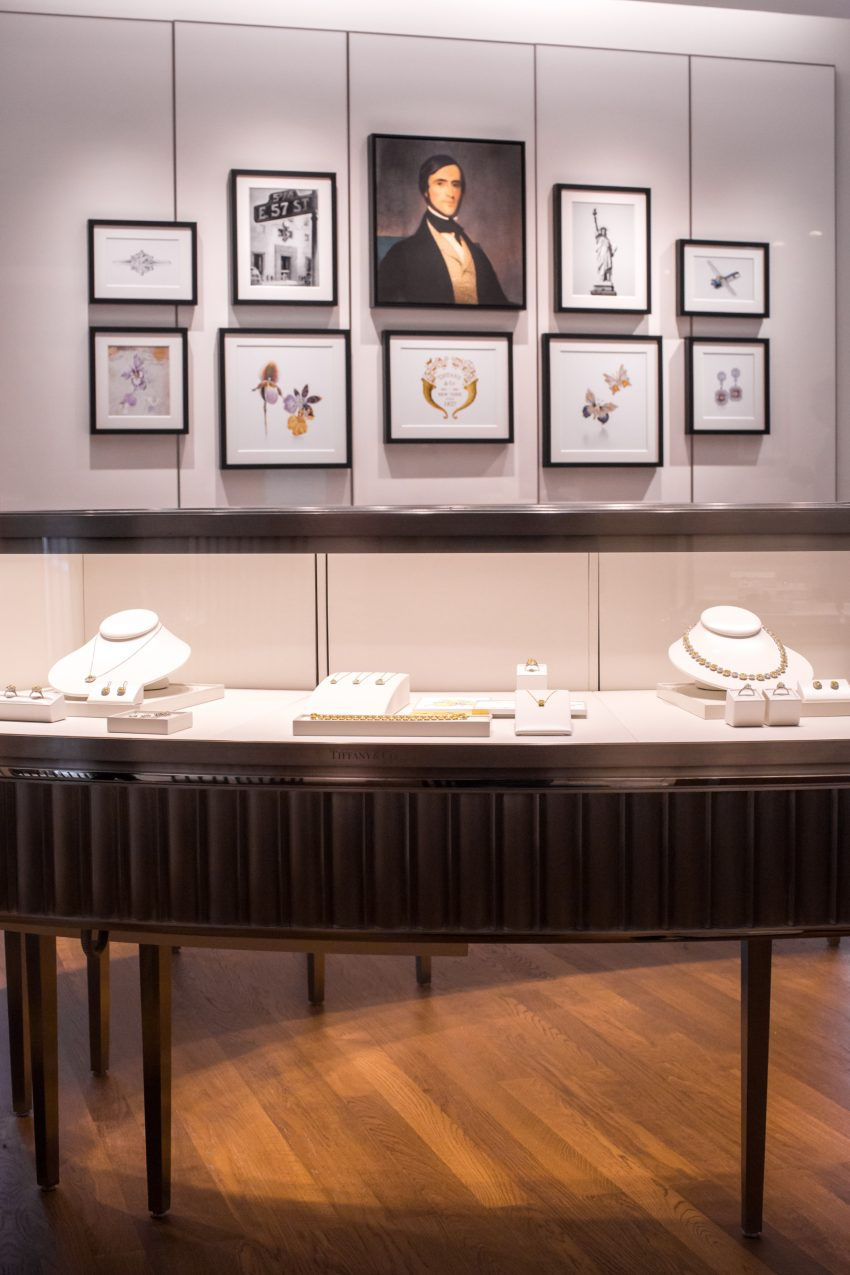 New Tiffany store