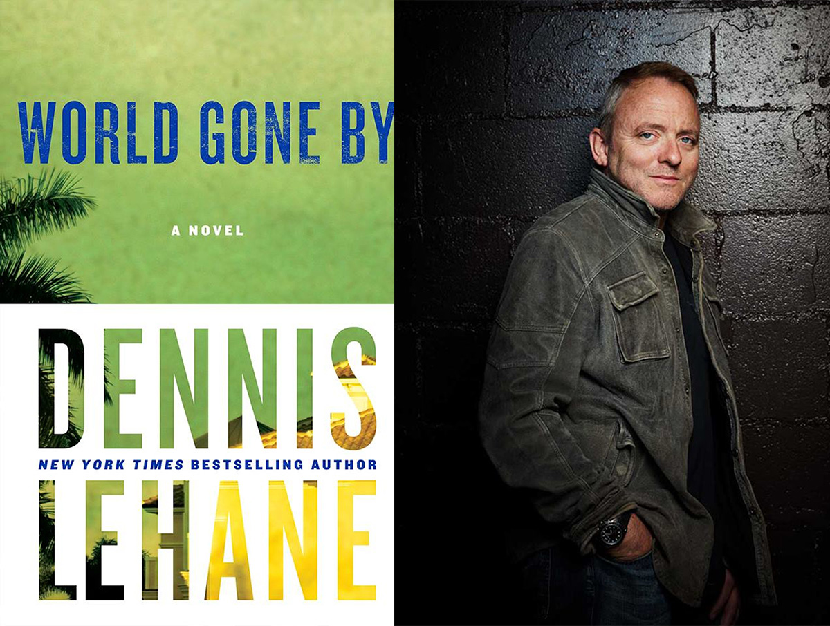Images via Dennis Lehane on Facebook