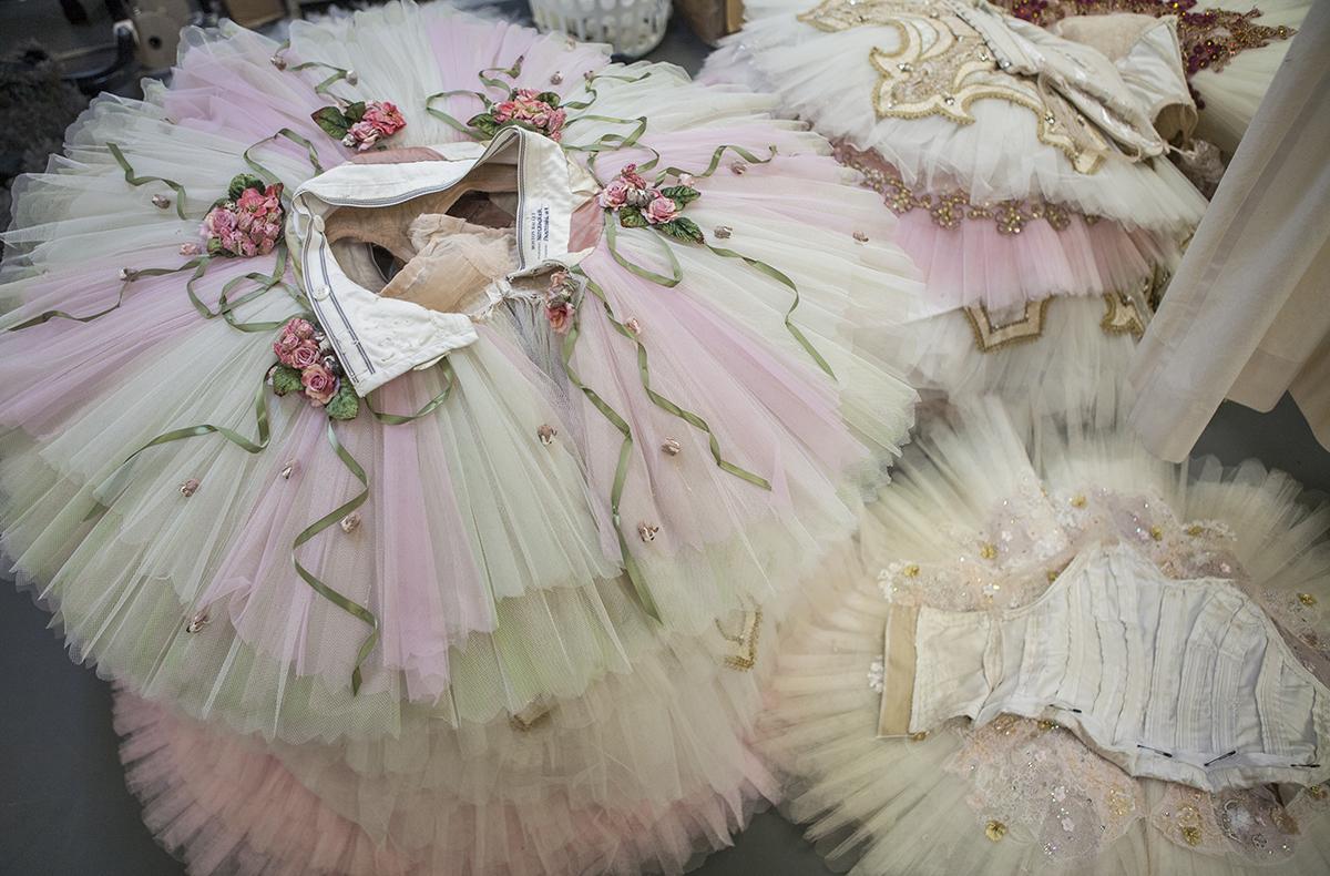 boston ballet nutcracker costumes shop