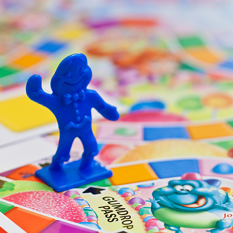 candy land board game sq
