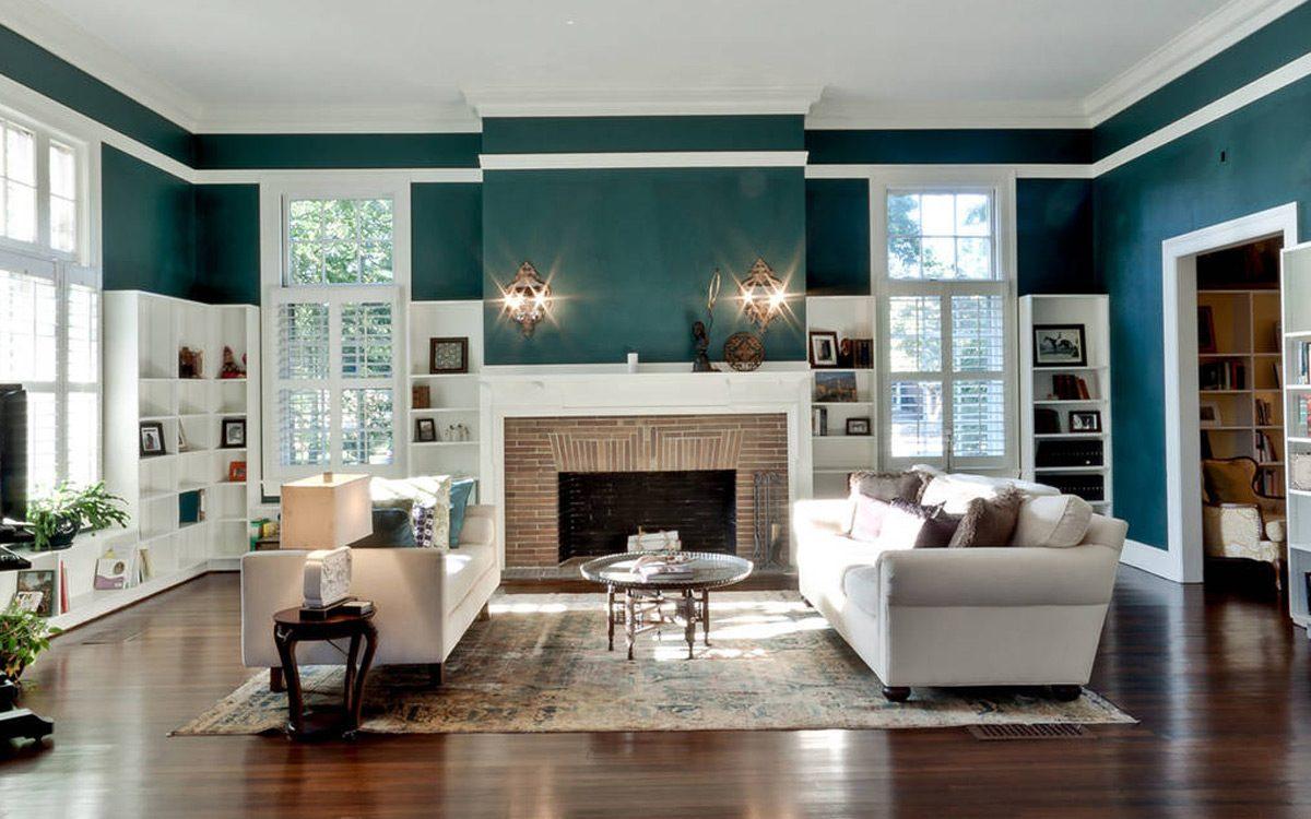 10 beautiful boston area living rooms boston magazine for New england style living room ideas