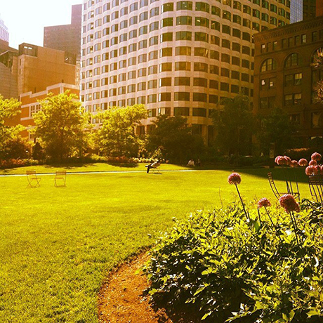 rose kennedy greenway sq