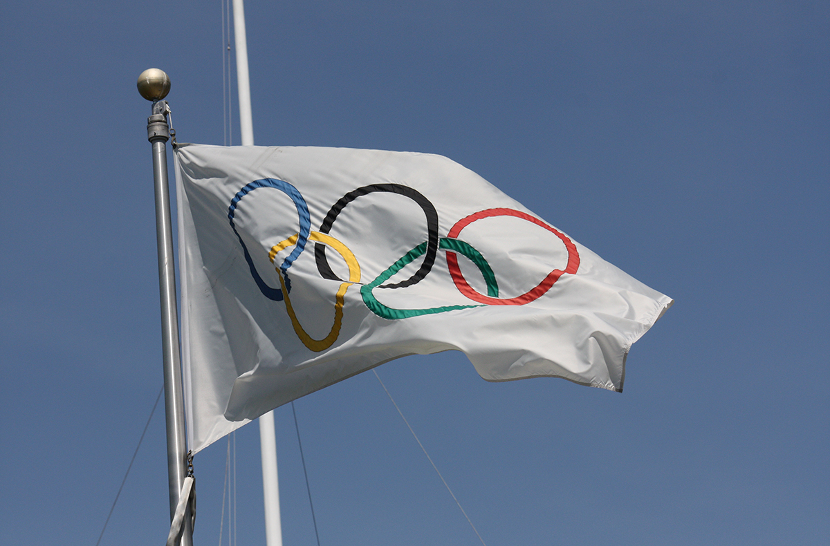 Olympics Photo Uploaded By Scazon on Flickr