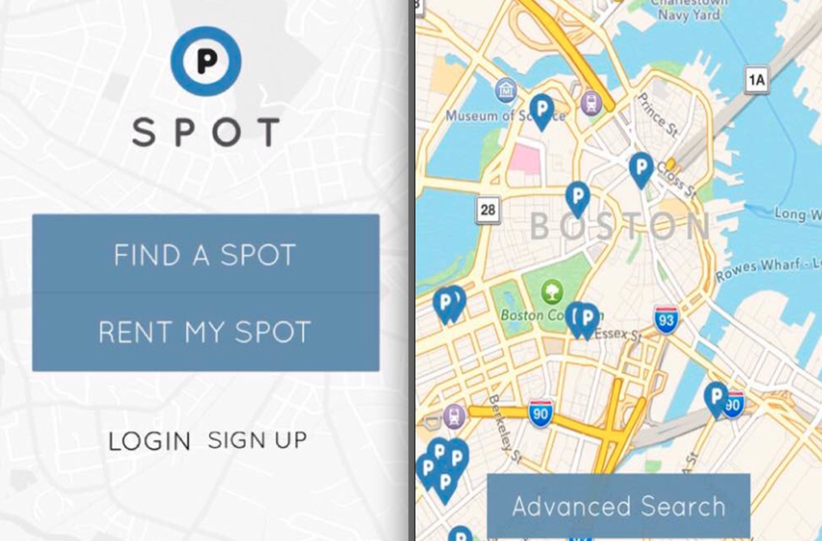 Parking Spot App >> Spot Parking App Launches In Boston Looks To Expand To