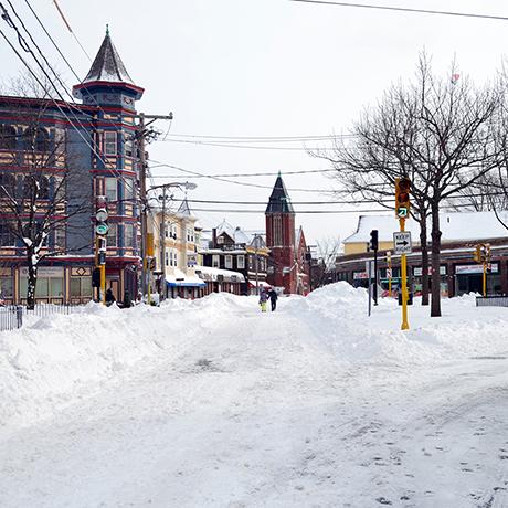 Somerville Snow