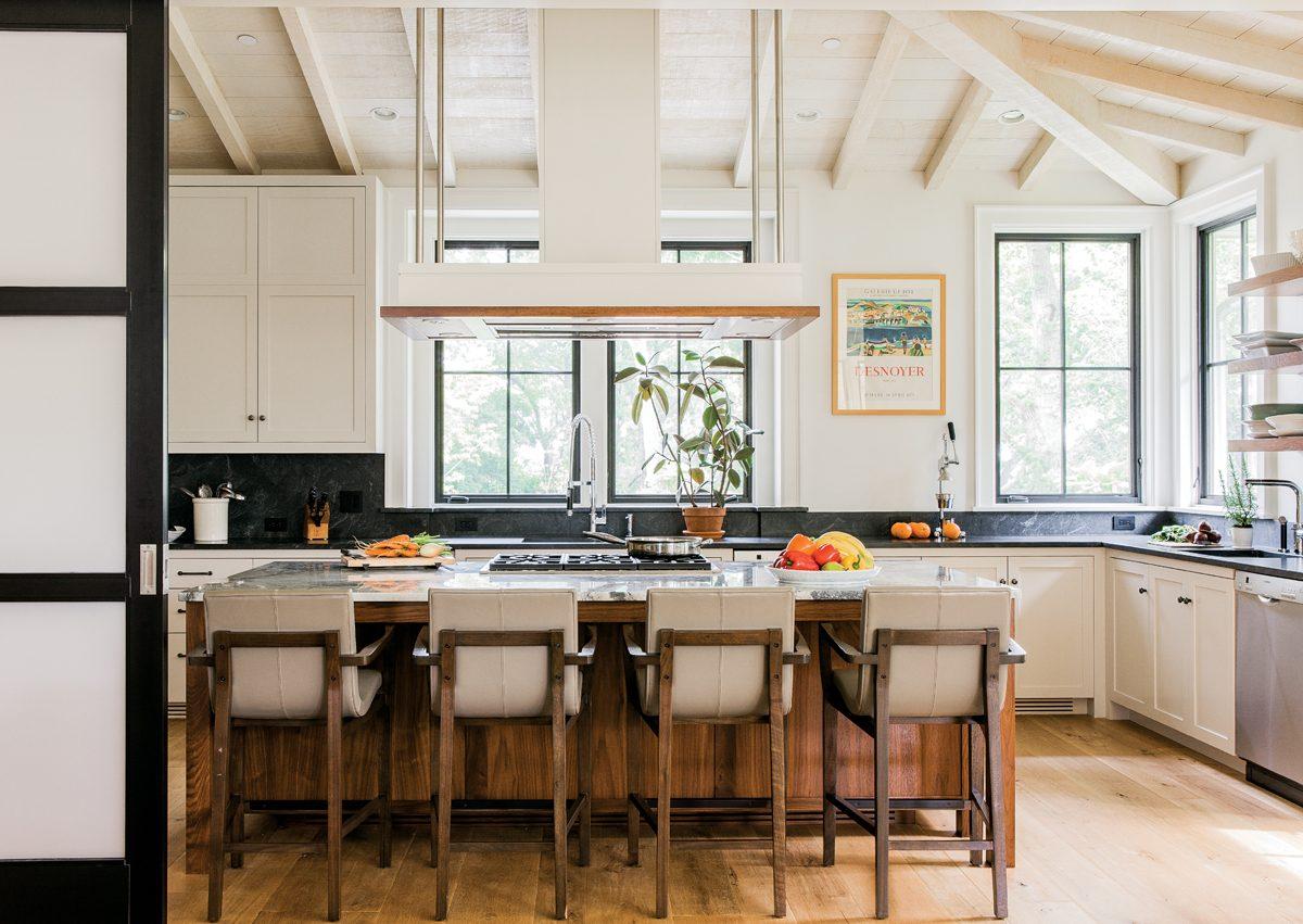 10 Beautiful Boston Area Kitchens Boston Magazine