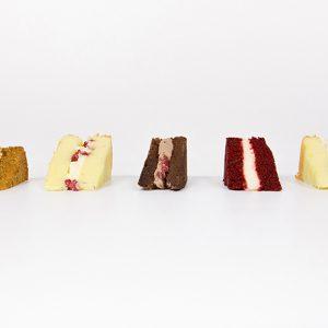 Carlo's Bakery Cake Slices