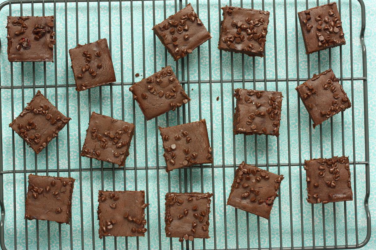 Gluten free fudge photo via Flickr/Meal Makeover Mom