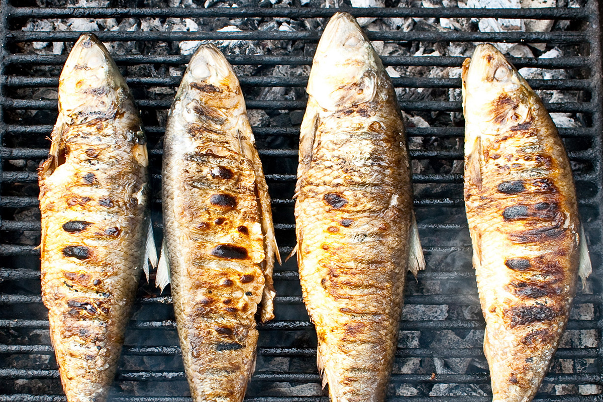 Healthy Grilled Fish Recipes