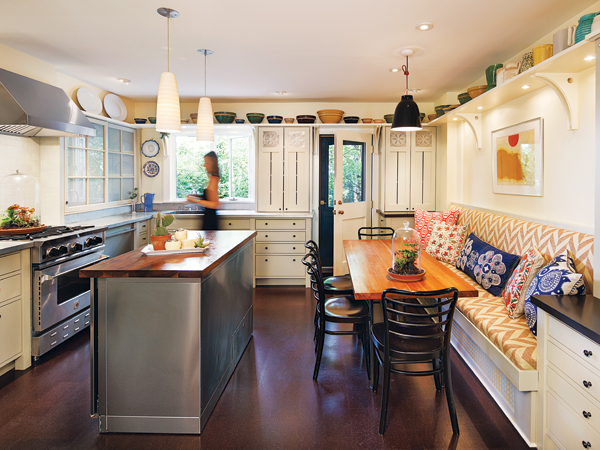 10 Of The Most Beautiful Kitchens: 10 Beautiful Boston-Area Kitchens