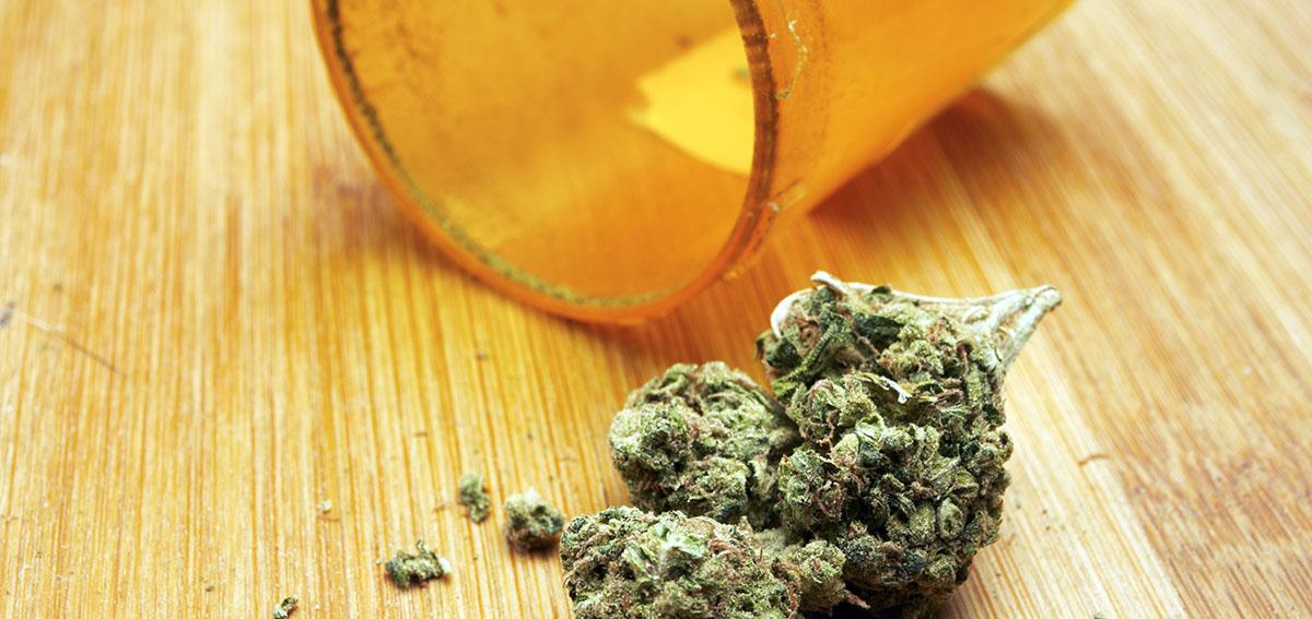 Medical Marijuana Image via Doug Shutter / Shutterstock