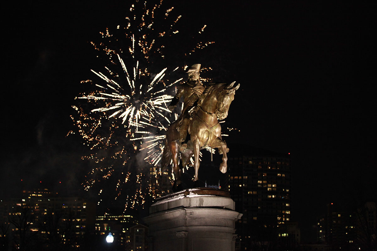 New Years Eve photo via Mass Travel / Flickr
