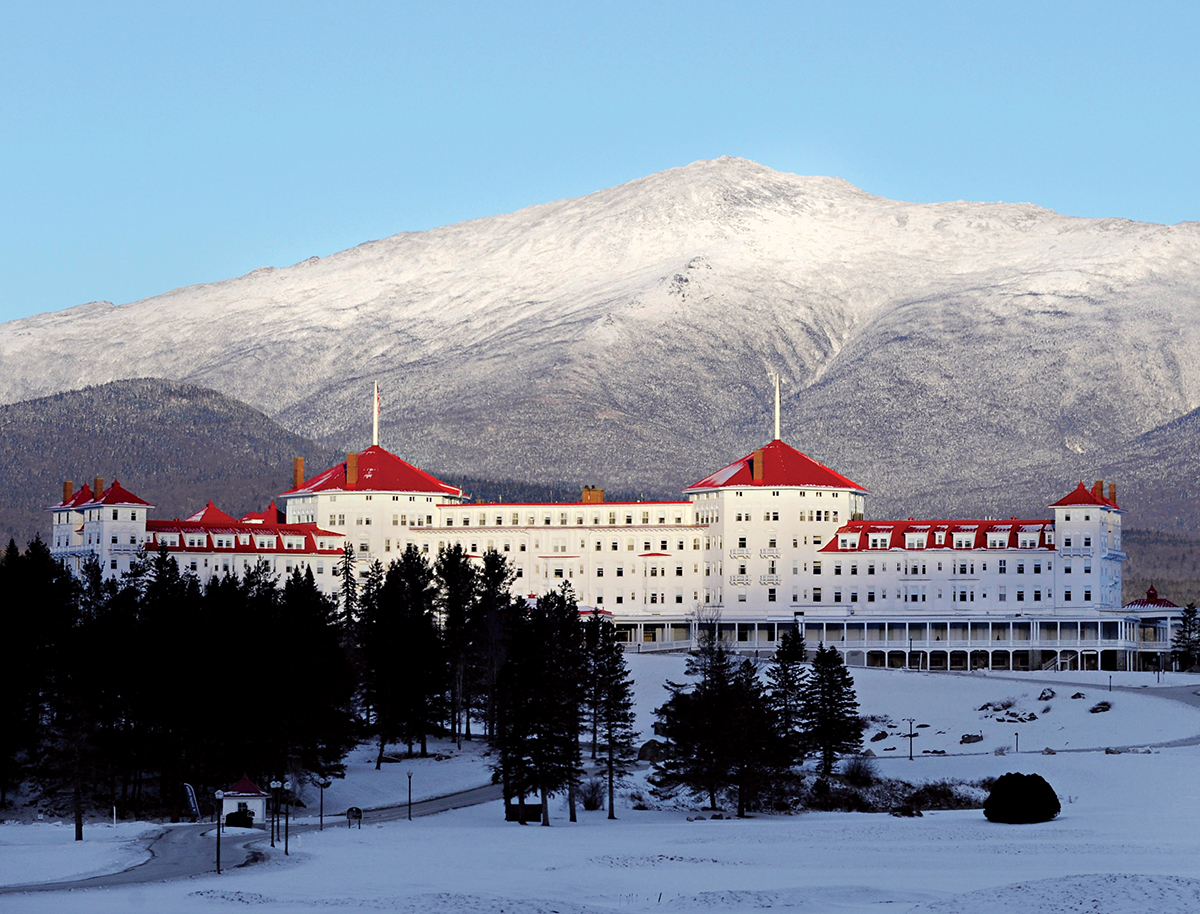 photograph courtesy of omni mount washington resort