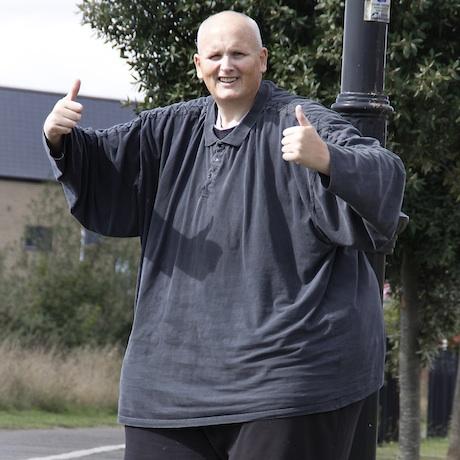 Paul man mason fattest World