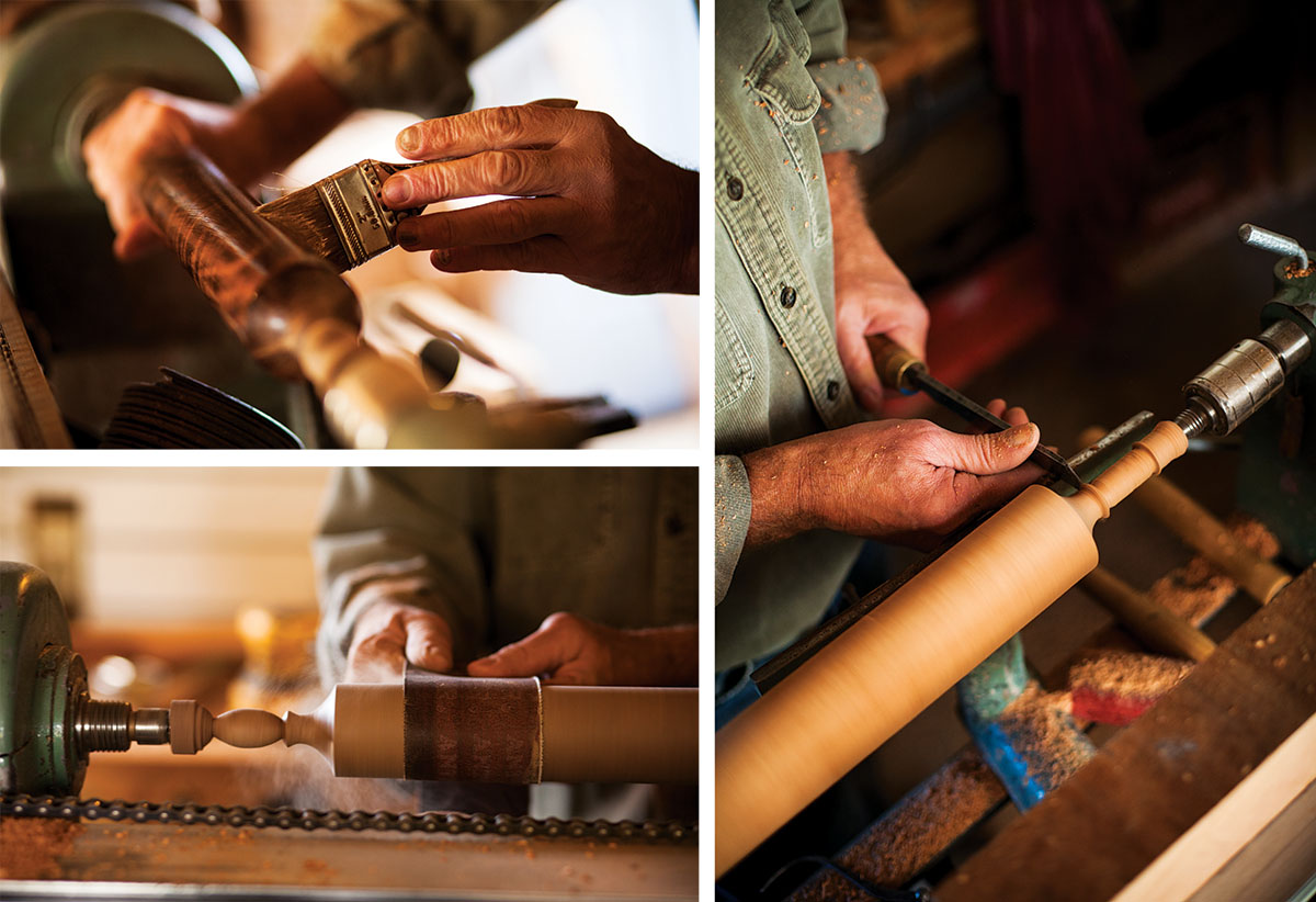 vermont rolling pins