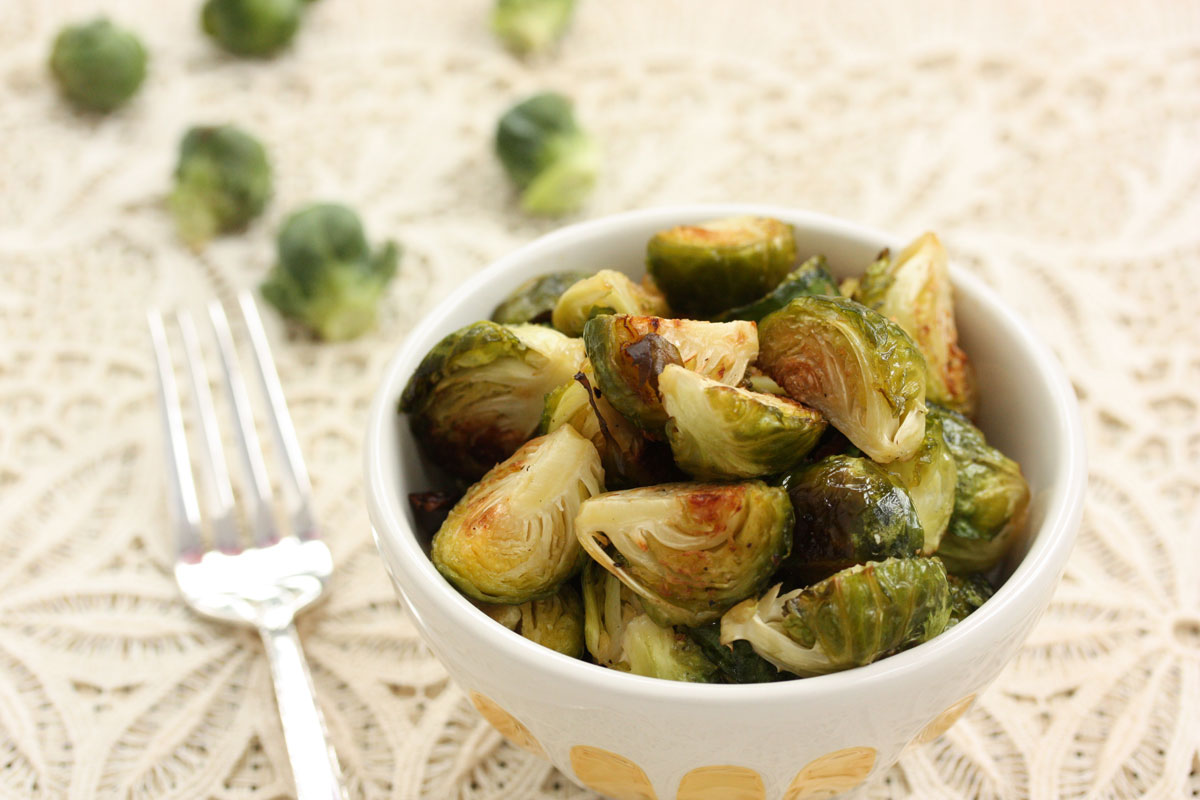 Brussels sprout photo via Flickr/Meal Makeover Moms