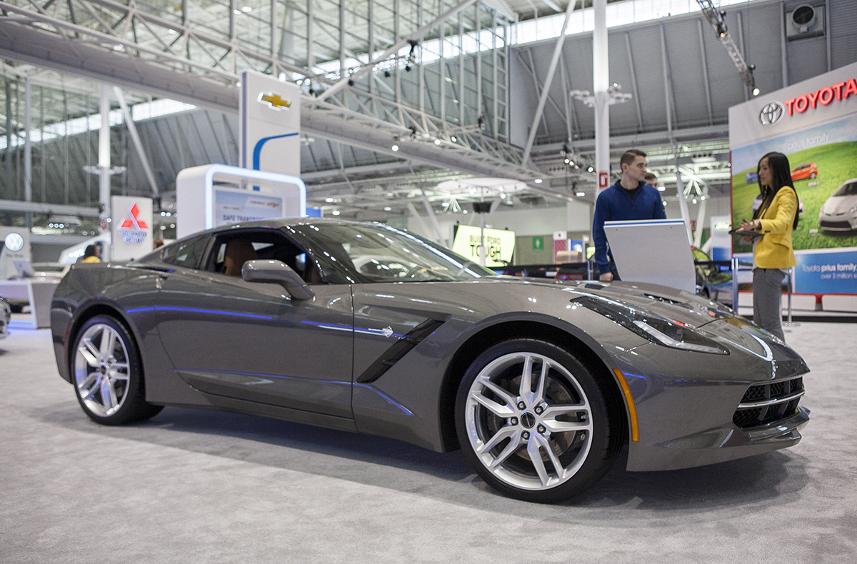 Photos From The New England International Auto Show - New england car show boston
