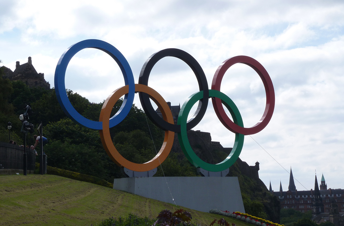 Olympic Ring photo uploaded by John Mullen on Flickr