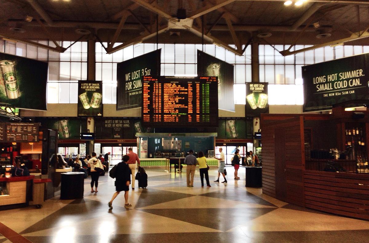 South Station photo uploaded by John Lodder on Flickr