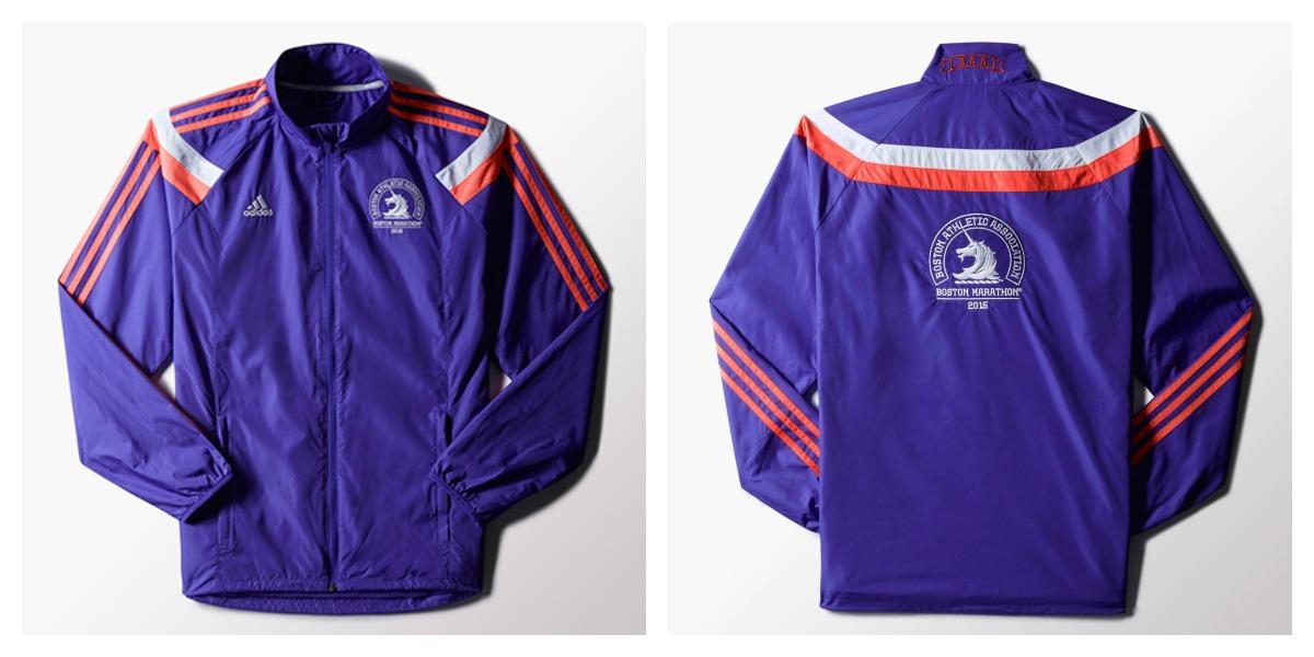 The new 'Celebration jackets.' Photos provided to bostonmagazine.com