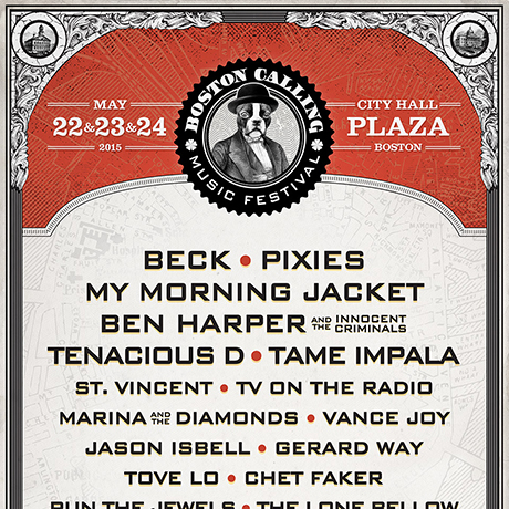 boston calling lineup spring 2015 sq