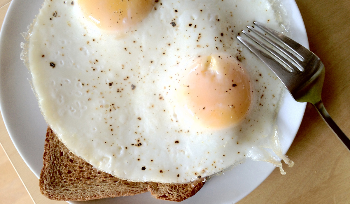 Egg photo via Mike McCune/Flickr