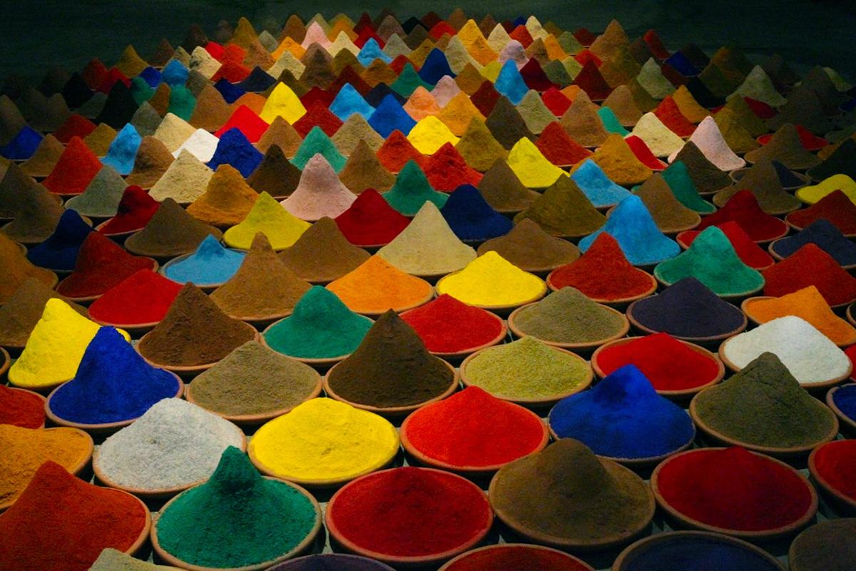 color fields massart