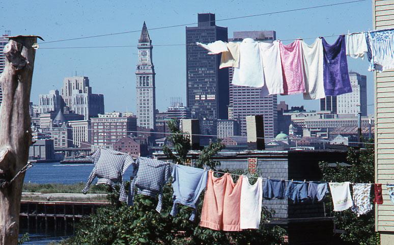east boston skyline 1975