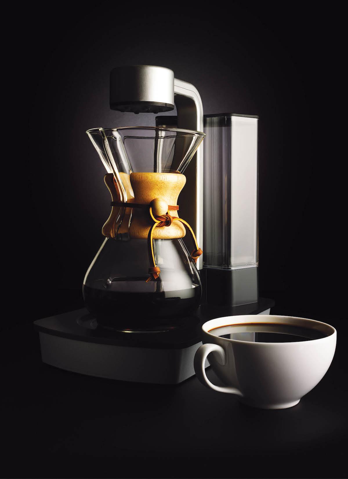 German Pour Over Coffee Maker : It s Electric Boston Magazine