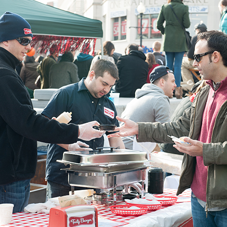 harvard square chili cook-off 2