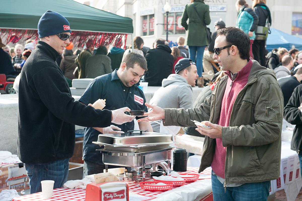 harvard square chili cook-off