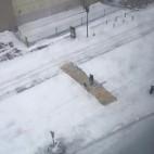 marathon blizzard