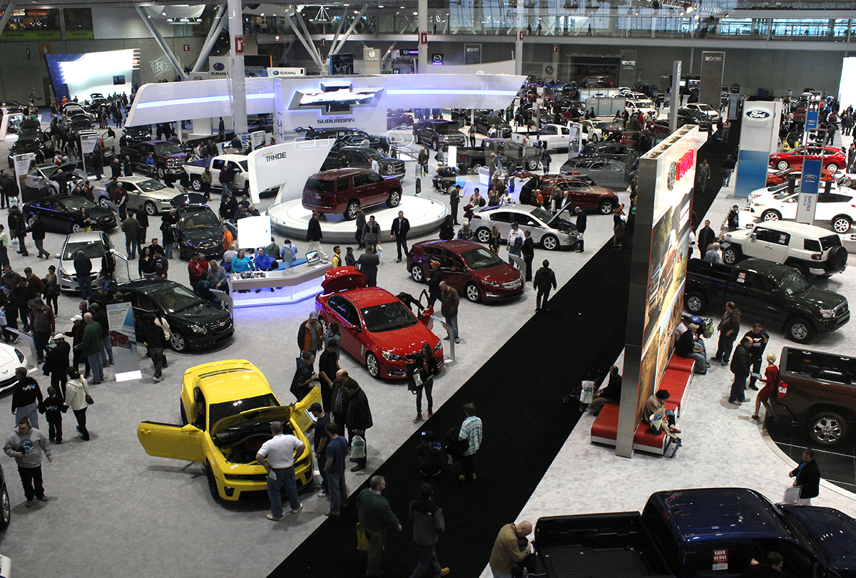 New England Auto Show Rolls Into Boston January - New england car show boston