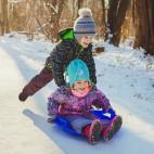sledding sq