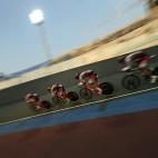 South Korea Asian Games Track Cycling