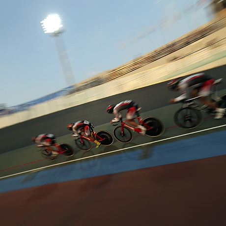 South Korea Asian Games Track Cycling