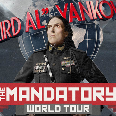 weird al mandatory world tour sq