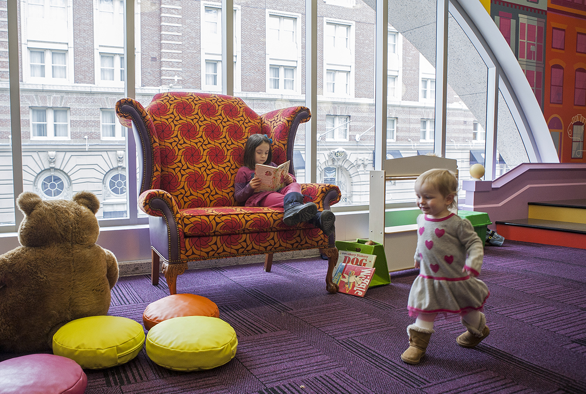 boston public library renovation