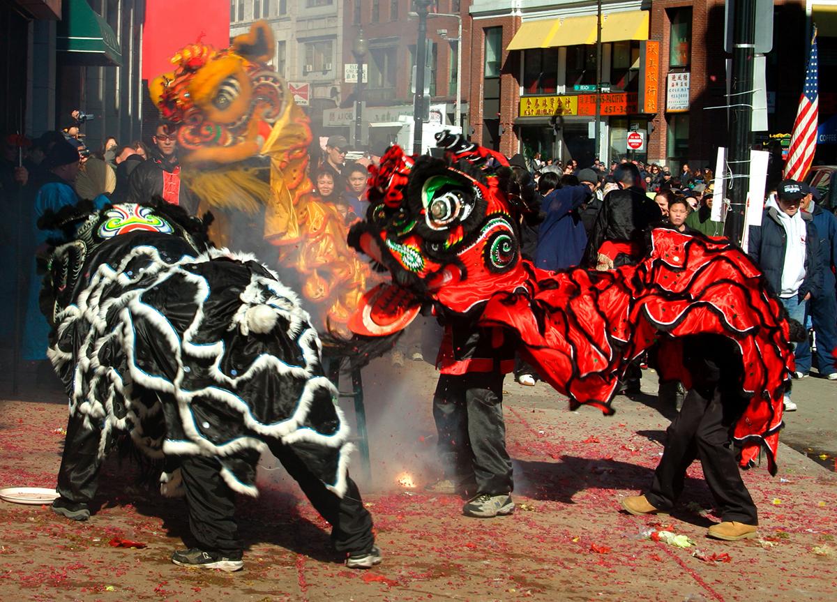 chinese new year boston 2