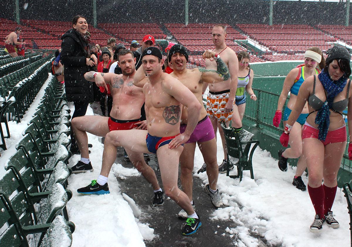 cupids undie run boston fenway