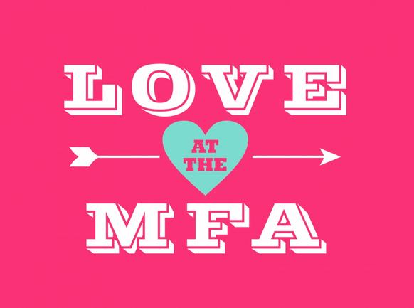 love at the mfa