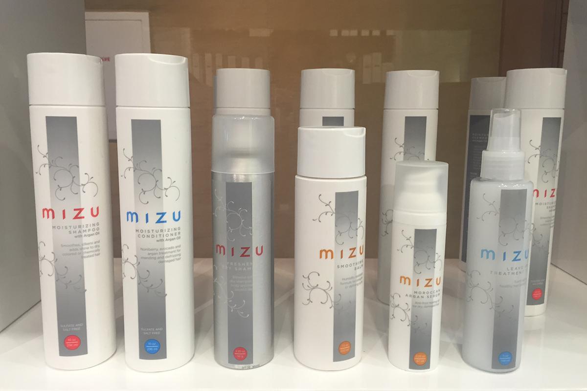 The new Mizu line.