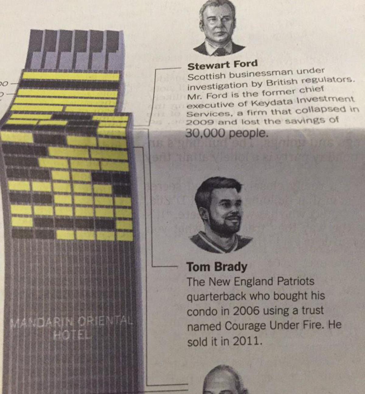 tom brady NYT