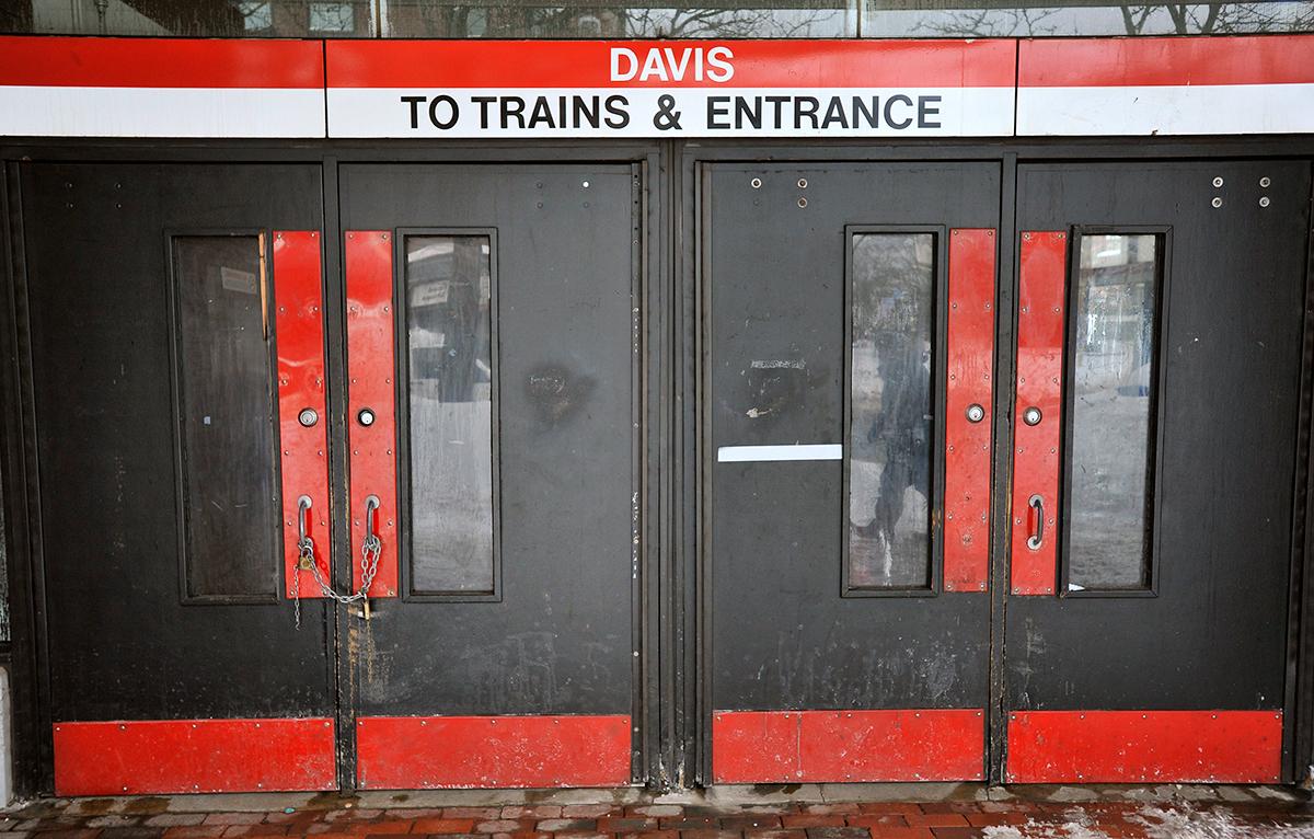 mbta red line closure