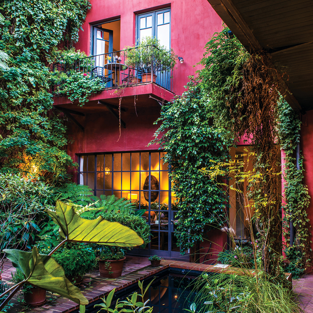 Weekender buenos aires boston magazine for Jardin design magazine
