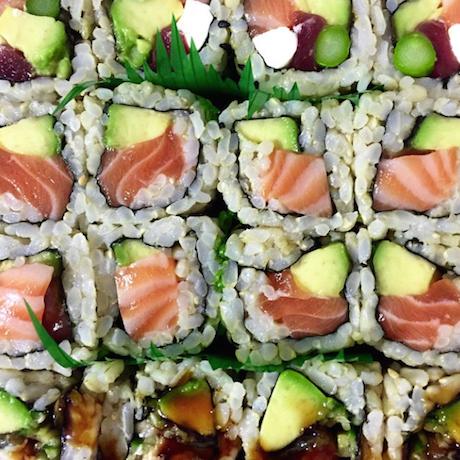 sushi square