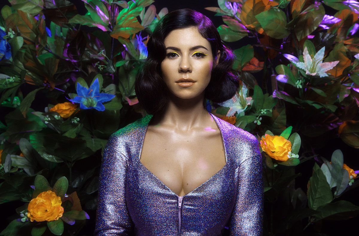 Marina & the Diamonds at Boston Calling