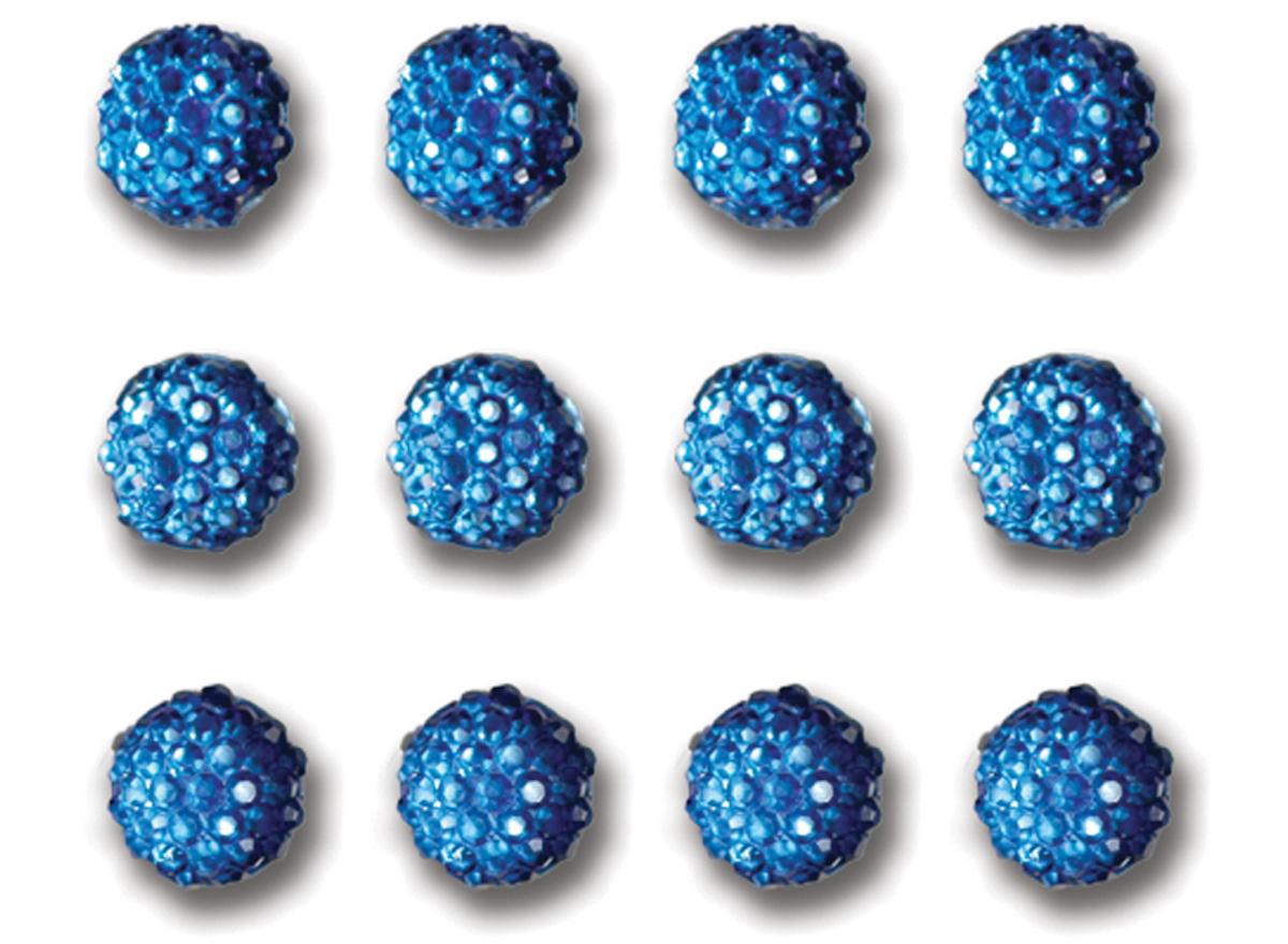 Queen & Co Twinkle Goosebumps self-adhesive stones/Photo courtesy of Joann Fabrics